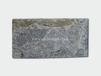 Grey Quartzite Mushroom Stone