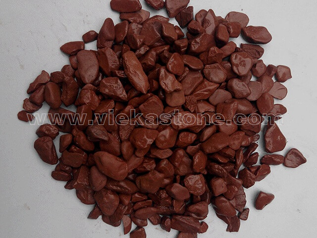 Liver Red pebble
