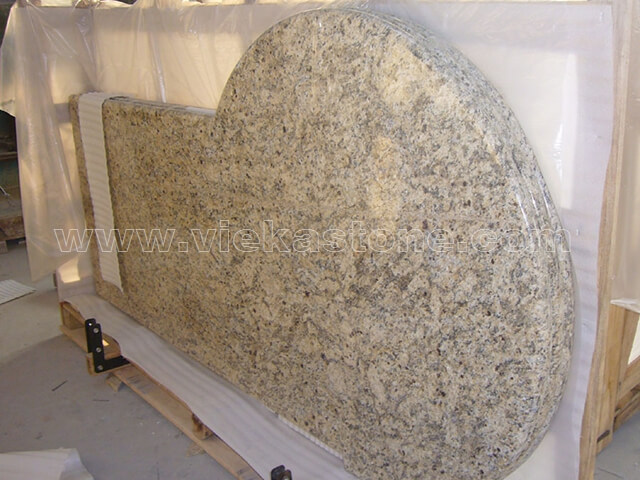 New venetian gold granite countertop (4)