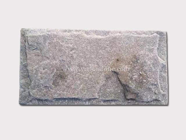 Pink quartzite mushroom stone (1)