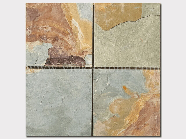 Rusty Slate Tile 30cm (1)