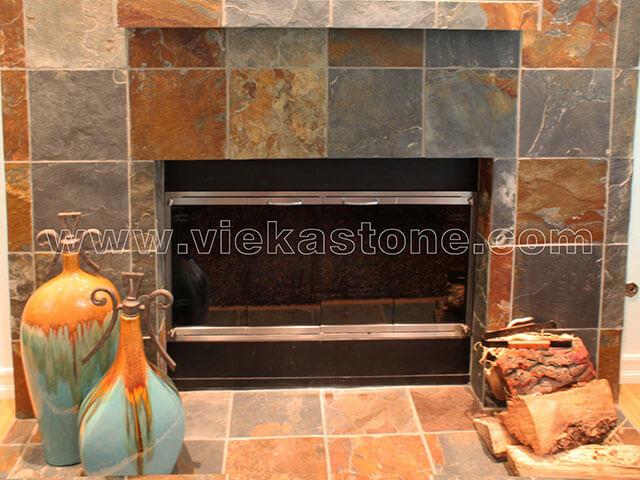 Rusty Slate Tile 30cm (2)