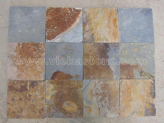 Rusty Slate Tile 30cm (3)