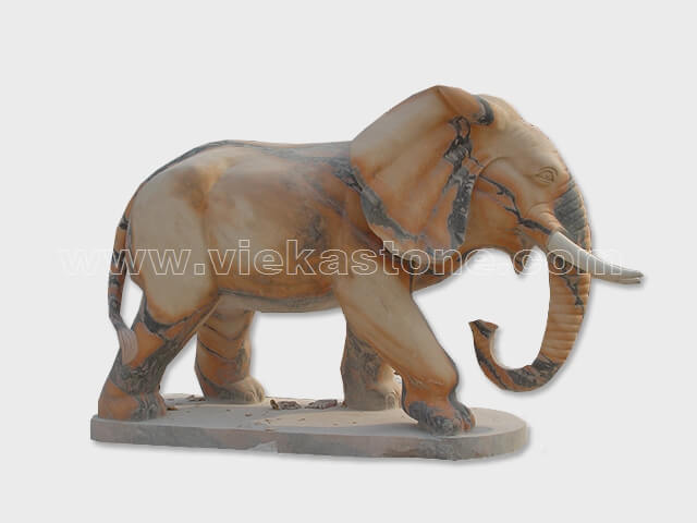 animals Garden Sculpture elephant(13)