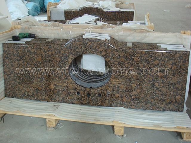 baltic brown granite countertop (2)