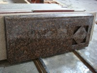baltic brown granite countertop (4)