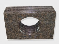 baltic brown granite countertop(6)