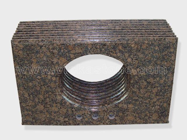 baltic brown granite countertop(6)