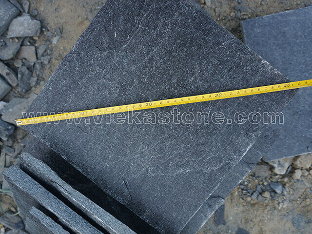 black quartzite tile 30x30cm (3)