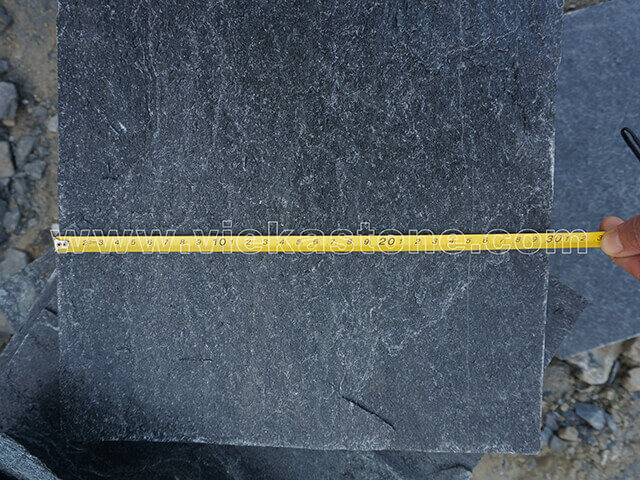 black quartzite tile 30x30cm (4)