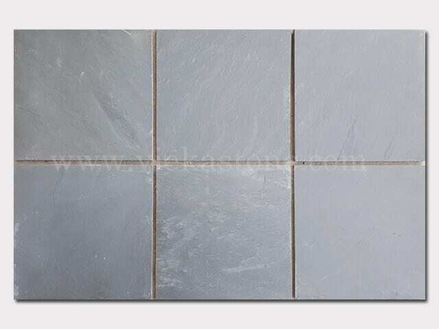 black slate tile 30x30cm