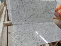 brazil new kashimir white granite tile