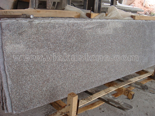 china G635 granite slab