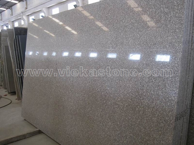 china G664 granite slab