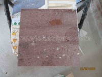 china putian red granite tile