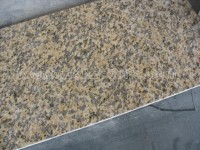 china tiger skin yellow granite tile