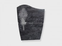cross bahama blue granite tomb headstone (16)
