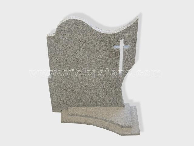 G603 cross granite tomb headstone (83)