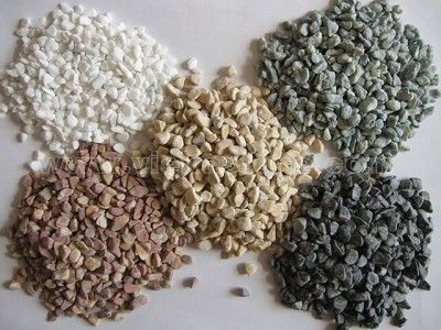 five color gravel