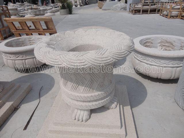 flowerpot garden stone (12)