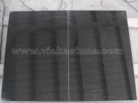hebei black granite tile