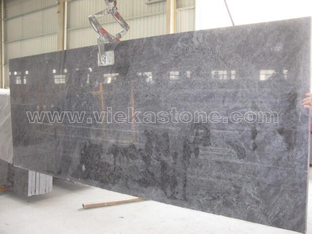 india blue granite slab