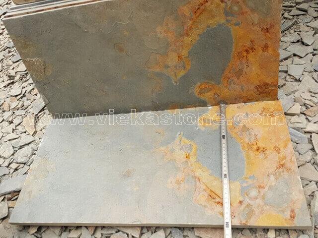 rusty slate tile 60cm (2)