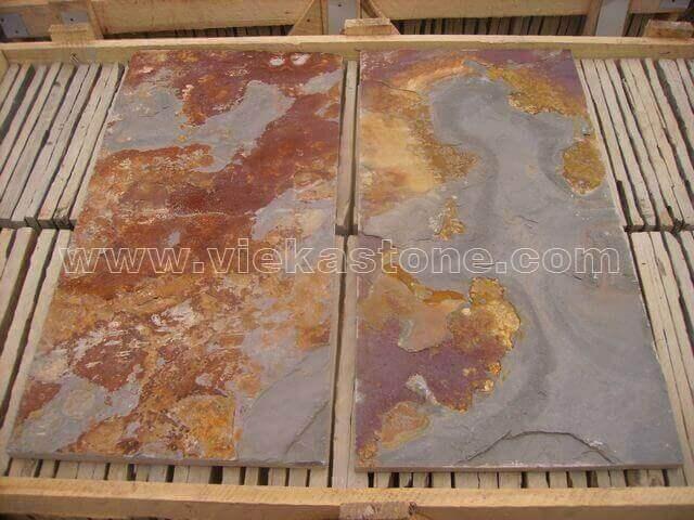 rusty slate tile 60cm (3)