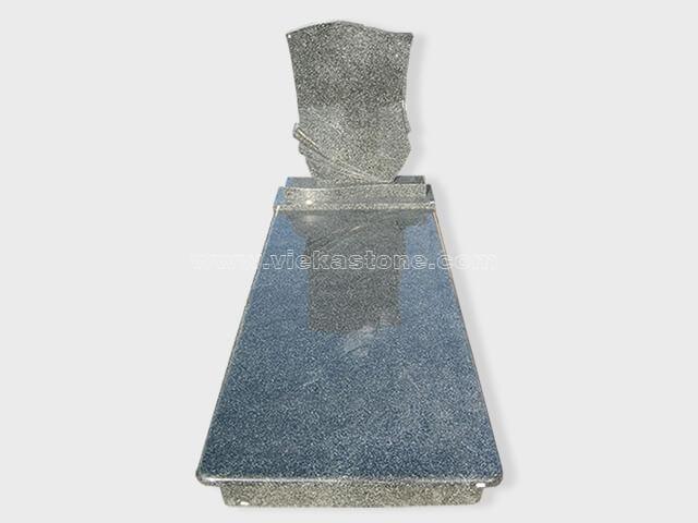 single G654 granite tombstone monument (17)