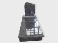 single india blue granite tombstone monument (23)