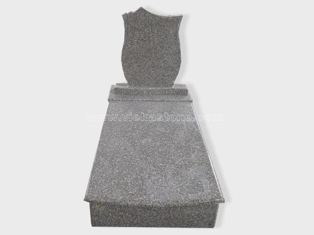 single G664 granite tombstone monument (48)