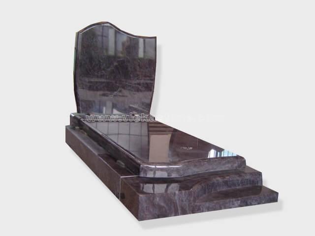 single orion granite tombstone monument (62)