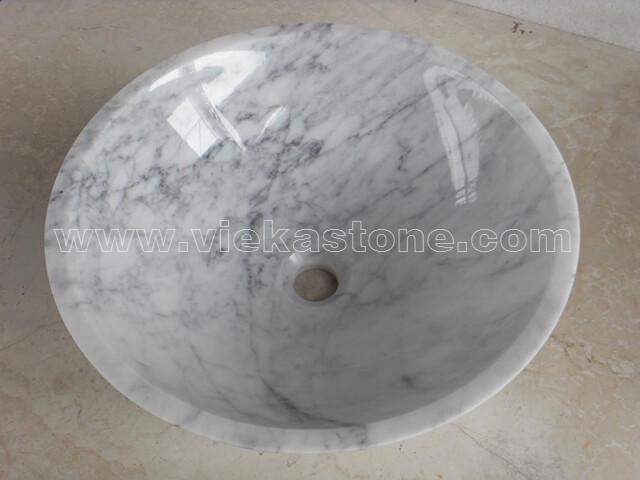 carrara marble sink stone (17)