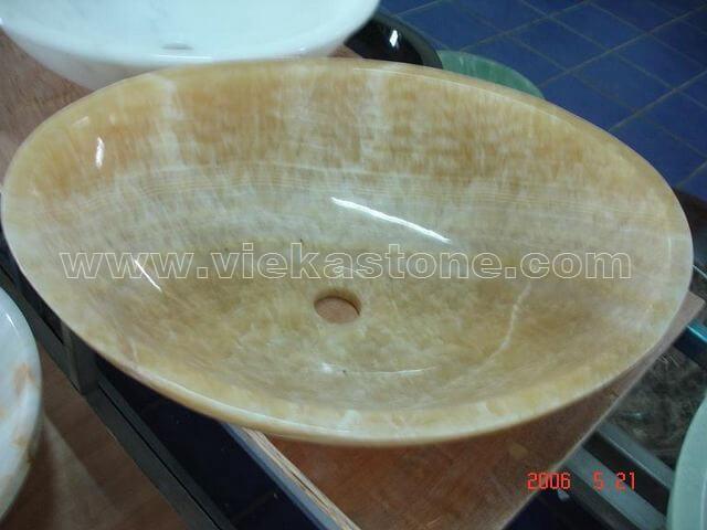 yellow onyx sink stone (8)