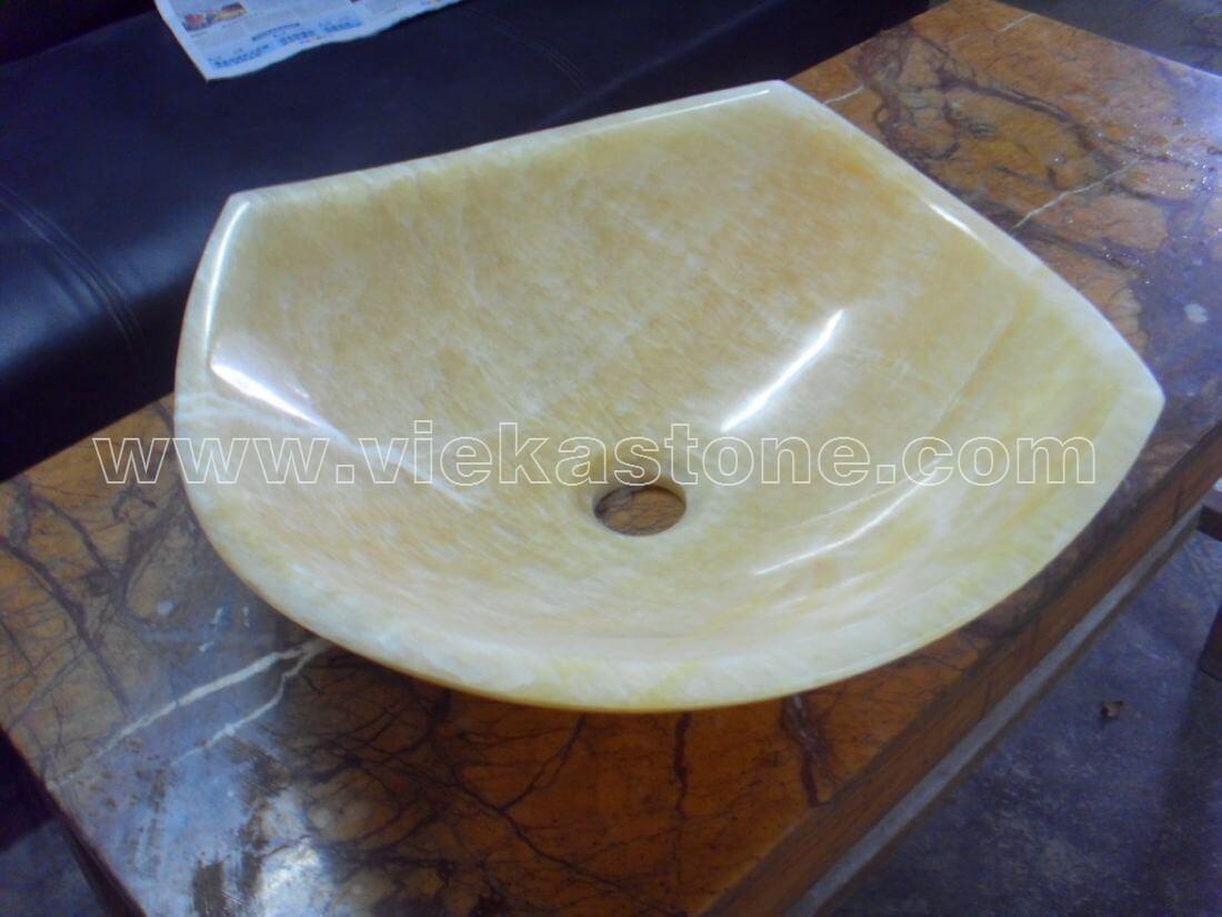 yellow onyx sink stone (9)