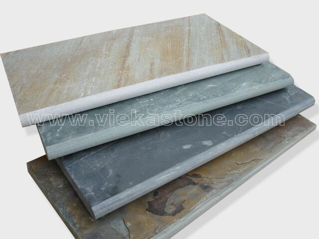Slate Step Stone 013 Vieka Stone Co Ltd