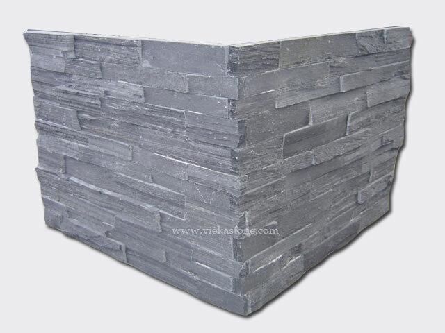 culture stone wall cladding panel corner 1-3