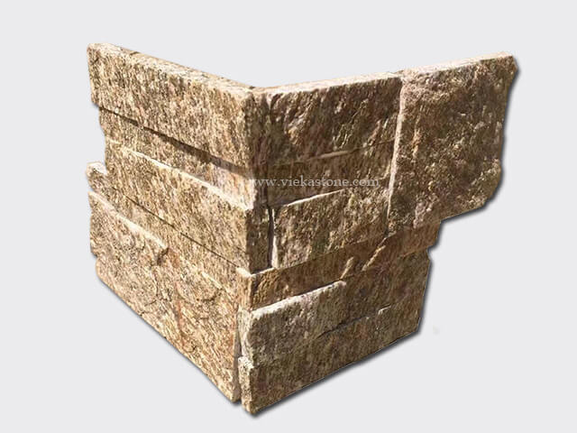 culture stone wall cladding panel corner 11