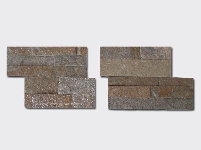 culture stone wall cladding panel corner 12-1