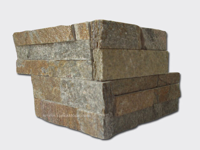 culture stone wall cladding panel corner 12