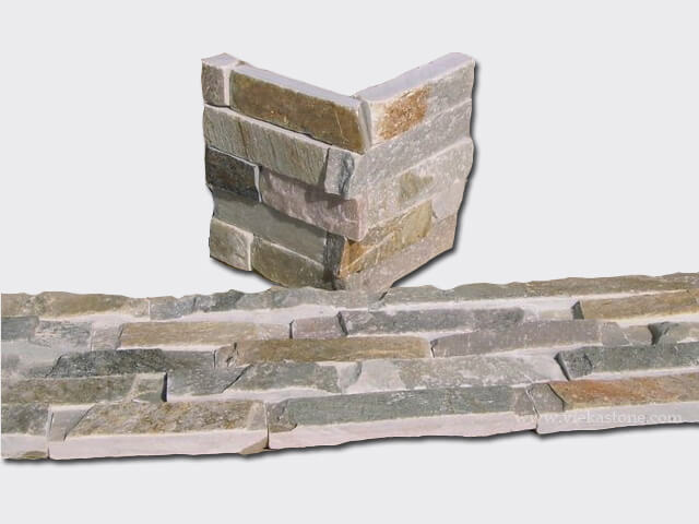 culture stone wall cladding panel corner 18