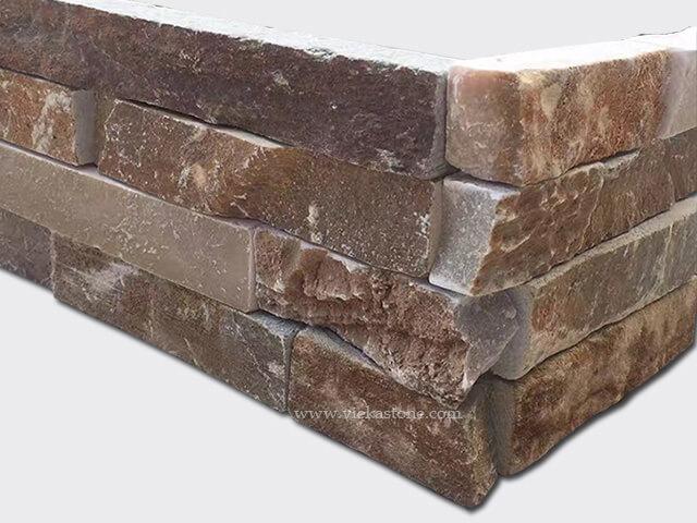 culture stone wall cladding panel corner 4-1