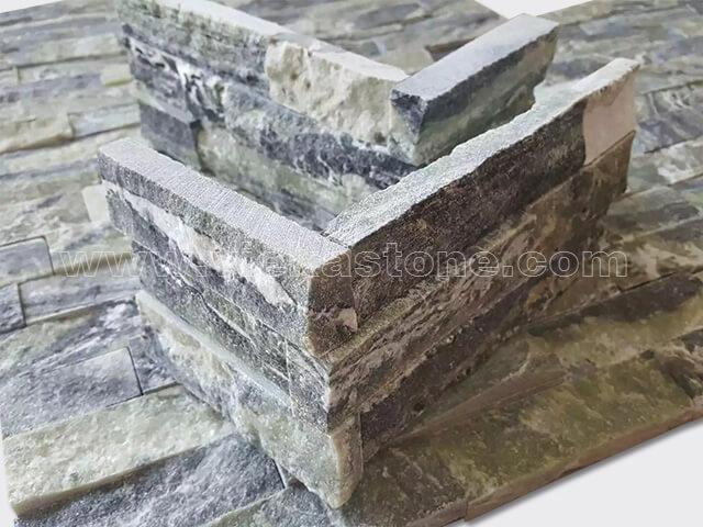 culture stone wall cladding panel corner 8-1