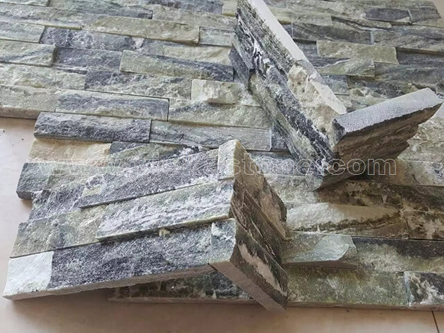culture stone wall cladding panel corner 8-2