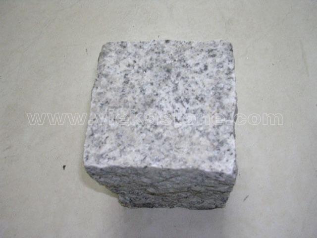 G603 granite cube stone