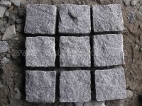 G654 granite cube stone