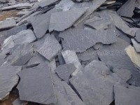 P016 scale fish slate irregular crazy flagstone
