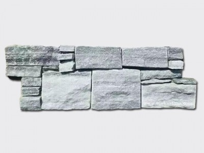 Cloud Grey Cement Wall Stone Panel 8
