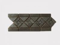 slate mosaic skirting liner border (2)