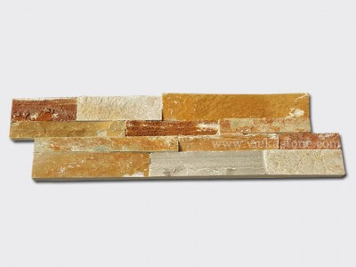 Yellow Quartz Ledgstone Veneer LP005